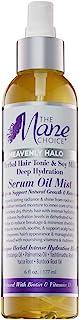 THE MANE CHOICE Heavenly Halo Herbal Hair Tonic & Soy Milk Deep Hydration Serum Oil Mist - Restore Moisture-Depleted Hair ...