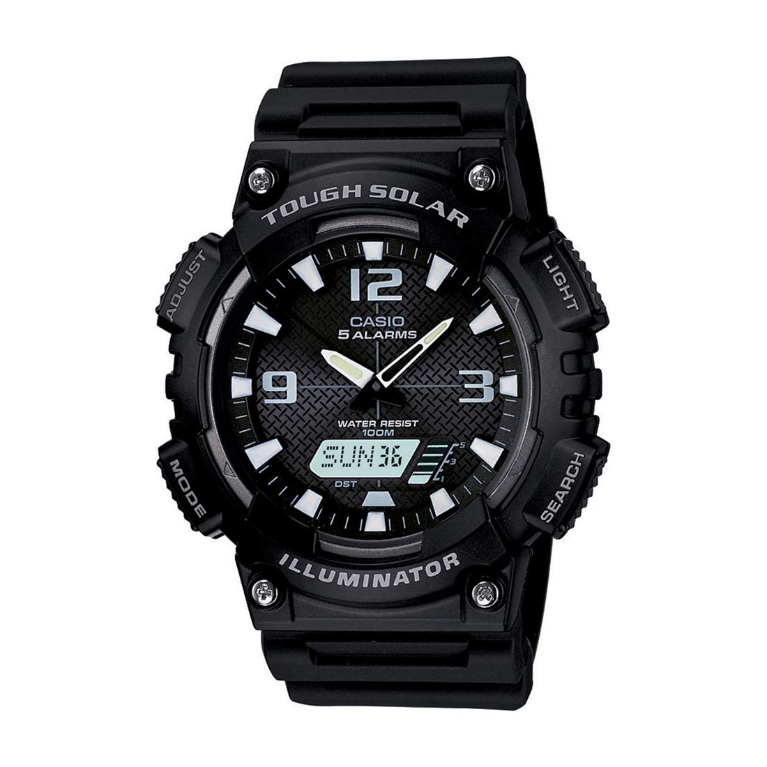 Casio Tough Solar AQ S810W 1AVCF Combination