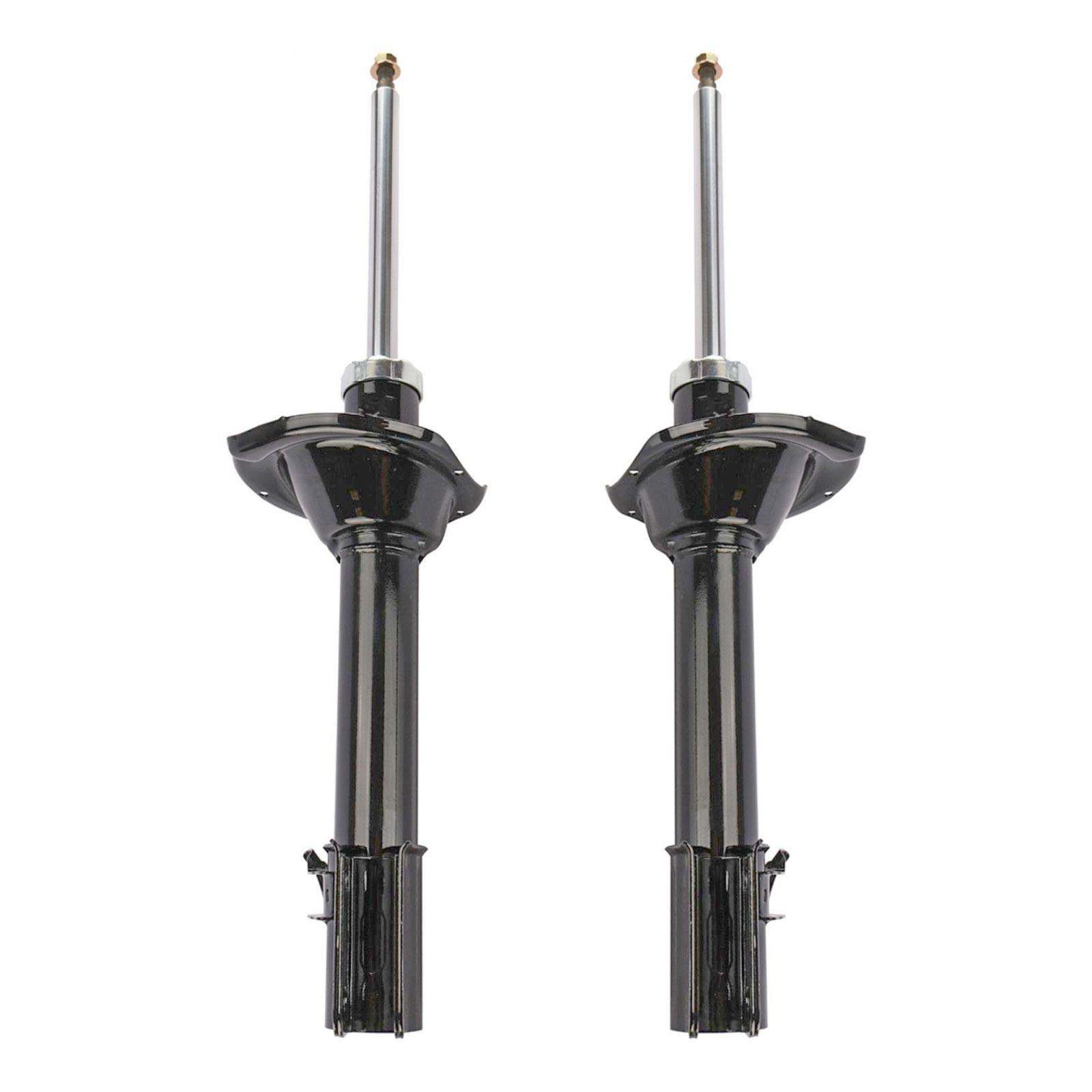 Rear Shock Absorber Strut Left /& Right Pair Set of 2 for 98-02 Subaru Forester