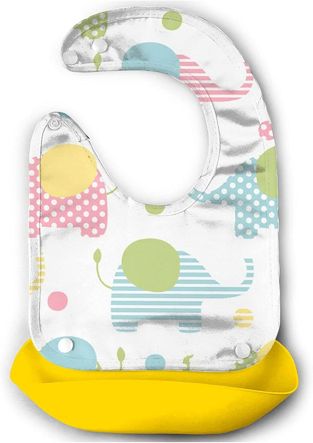 Elephant Baby Bib For Babies Toddlers Towel Bibs Mouth 5 Selling and selling popular Cute S
