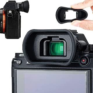 アイカップ Sony A7R IV A7 III A7R III A9 II A7II A7RII A7S II A9 対応 FDA-EP18 EP16 EP15 互換