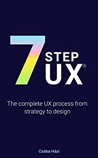 7STEPUX®: The complete UX process from strategy to design