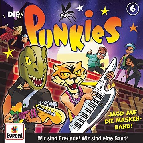 Sony Music Entertainment Germany GmbH  München 006 Die Jagd nach der Masken-Band Bild