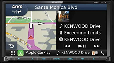 Kenwood DNX775RVS Navigation Receiver