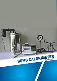 MG Scientific Bomb Calorimeter Apparatus 0A0A9