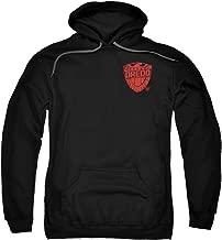 Judge Dredd - Mens Badge Pullover Hoodie