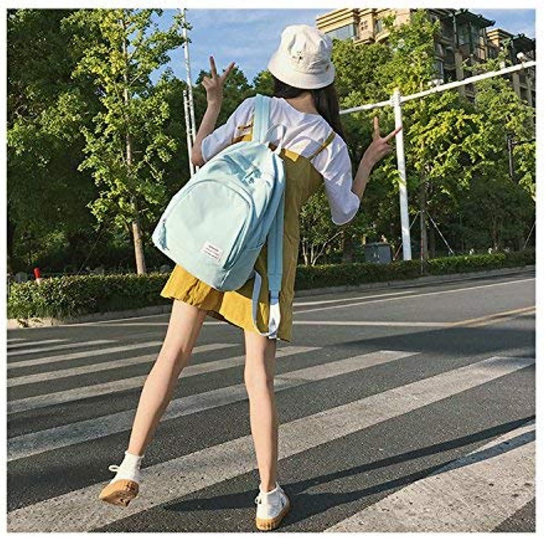 WILRND Home Persönlichkeit Rucksäcke Mode Schultasche Einfacher Einfacher Einfacher Nylonrucksack Schüler B07L1RZCZY  Hervorragende Funktion 8b027a