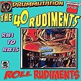 R#12 Eleven Stroke Roll 60 to 120 Bpm