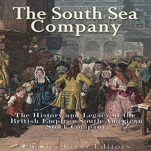 The South Sea Company audiobook cover art