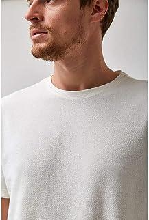 Camiseta Crepe - Off-White