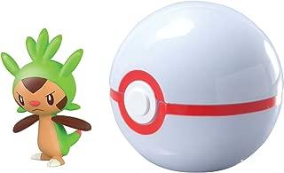 chespin pokeball