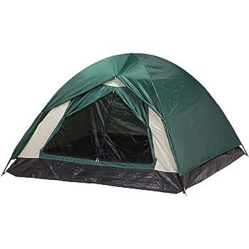 BUNDOK(バンドック) ドーム テント 3 BDK-03 収納ケース付 【2~3人用】