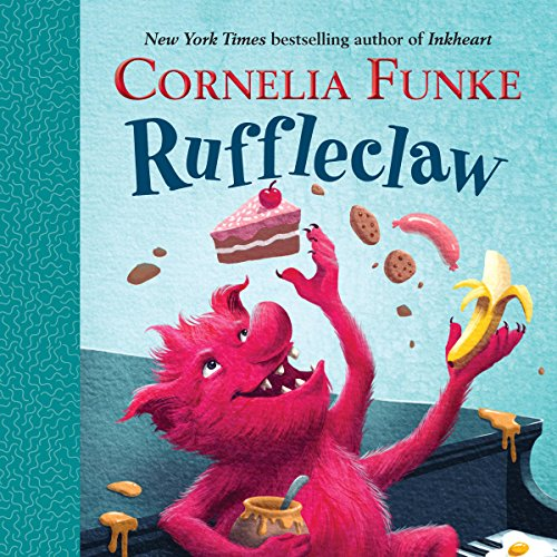 Ruffleclaw audiobook cover art