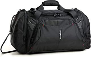 ASPENSPORT Duffel Bag for Travel Sport Gym Water Resistant Carry on 40 L