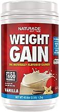 Naturade Weight Gain Vanilla – 40 6 oz Estimated Price : £ 31,70