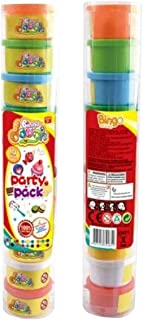 Bingo dough 10 units multicolors