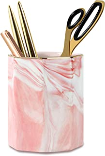 glitter pencil cup