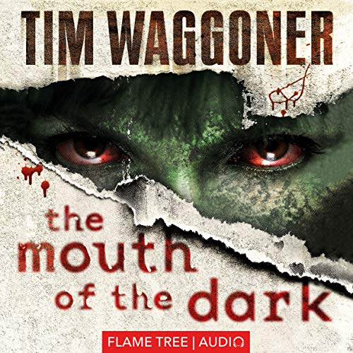 Couverture de The Mouth of the Dark