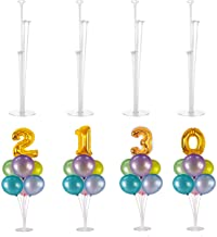 balloon centerpiece stands