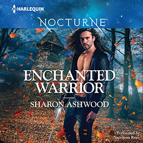 Enchanted Warrior audiobook cover art