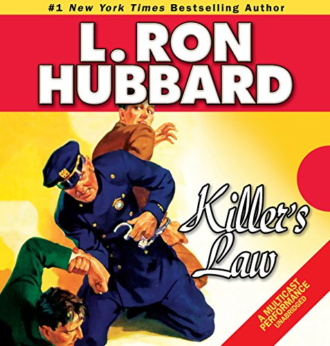 Killer's Law copertina