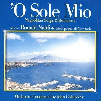 Neapolitan Songs & Romances