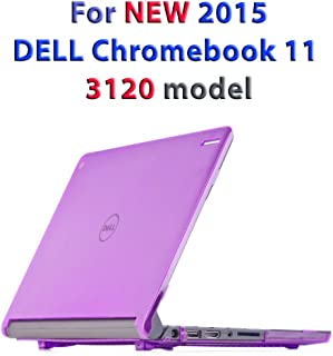Purple iPearl mCover Hard Shell Case for 11.6