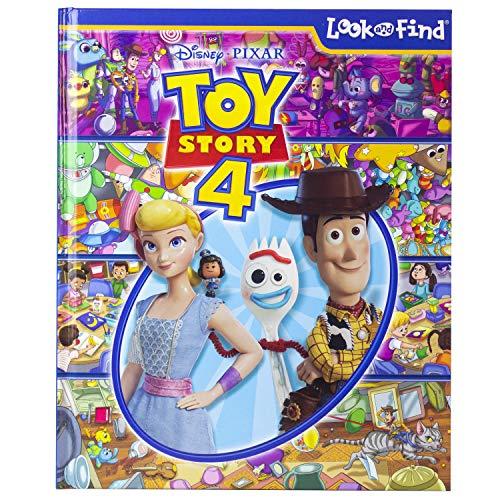 Disney Pixar – Toy Story 4 Look and Find – PI Kids