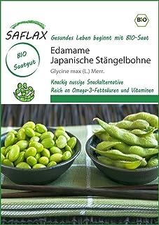 Saflax 18741 Japanische Stängelbohne Edamame (Sojabohne) (B