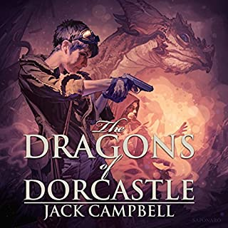 The Dragons of Dorcastle cover art