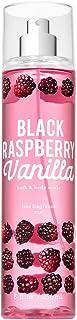 Bath & Body Works Signature Collection Fine Fragrance Mist Black Raspberry Vanilla 8 OZ