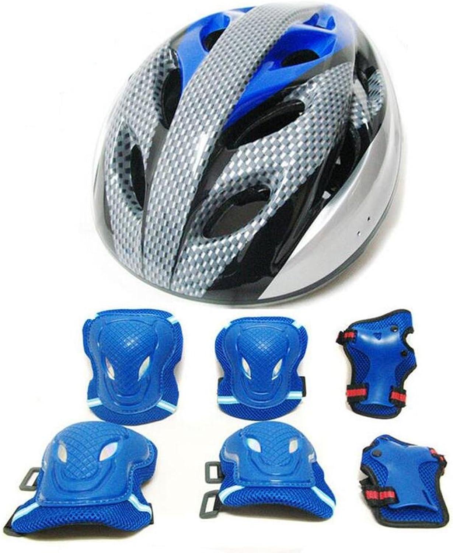 HJXJXJX Erwachsene Sport Senioren Verdickung Schutz Ausrüstung sieben Anzug Kombination