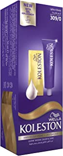 Wella Koleston Hair Color Creme 309/0 Lightest Blonde