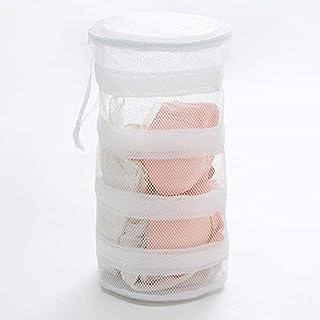 Slots de chaussure réglable Organiseur Porte-chaussures Buanderie Sac à laver Sac à laver Chaussures à la maison Machine à...