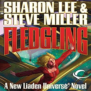 Free Excerpt: Fledgling audiobook cover art