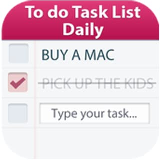 To do Task List Daily