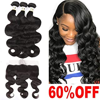 Best human hair weave for black women Reviews