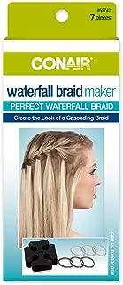Conair Waterfall Braid Maker - 7 Pcs.