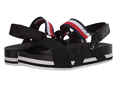 Tommy Hilfiger Beliz (Black Multi) Women