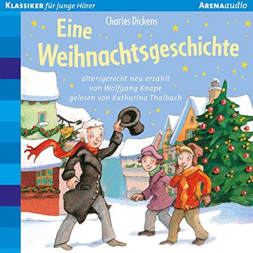 Eine Weihnachtsgeschichte Titelbild