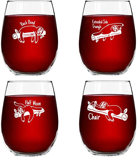 Wife Sister You. Gift for Women Seriously? Stemless Unbreakable Funny 453.6 Gram Wine Glass with Gift Box dad mom Men her him