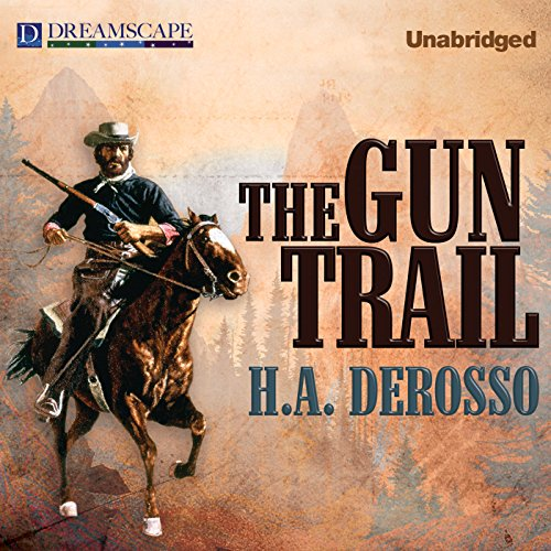 The Gun Trail audiobook cover art