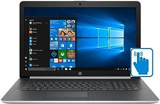 "HP 17z High Performance 17.3 HD+ Touchscreen Laptop (AMD Ryzen 3 2200U, 8GB RAM, 1TB HDD, 17.3"" HD 1600 x 900 Touch, AMD Radeon Vega 3, DVD, WiFi, Bluetooth, Win 10 Home) Silver"