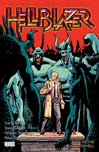 John Constantine Hellblazer Volume 8: Rake at the Gates of Hell TP
