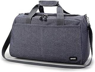 TFun Duffle Bag Gym Bag Weekend Overnight Travel Luggage Bag for Men and Women F217