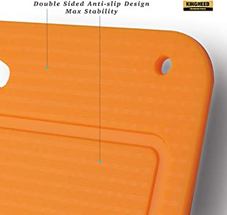 Amazon Com Orange Cutting Boards Cutlery Knife Accessories Home Kitchen