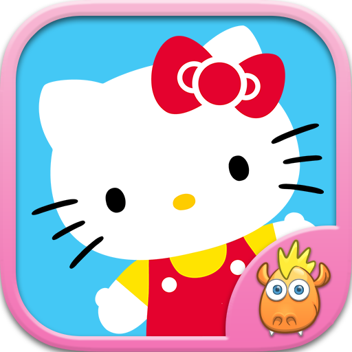 Hello Kitty jeu educatif