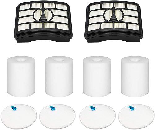 Colorfullife Filters for Shark Rotator Pro Lift-Away NV500, NV501, NV502, NV503, NV505, NV510, NV520,NV552,UV560, Xff...