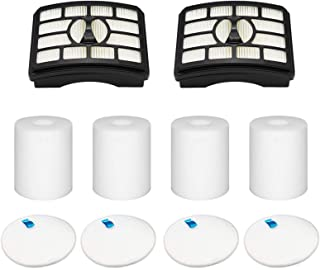 Best Colorfullife Filters for Shark Rotator Pro Lift-Away NV500, NV501, NV502, NV503, NV505, NV510, NV520,NV552,UV560, Xff500 Xhf500 (Not Fit NV650,NV750 Series) Review