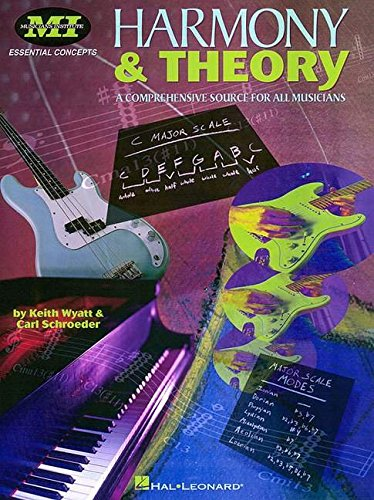 Musicians Institute: Harmony And Theory -Album-: Lehrmaterial, Technik für Gitarre: Essential Concepts Series (Essential Concepts (Musicians Institute).)
